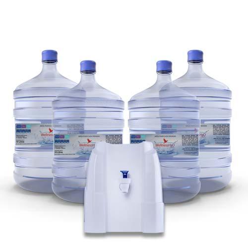 Agua Purificada Wellness